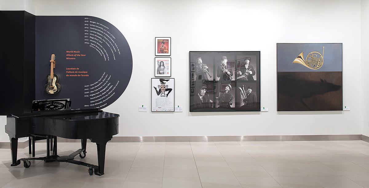 Maison des JUNO : R•Évolutions, exposition à la salle Âjagemô