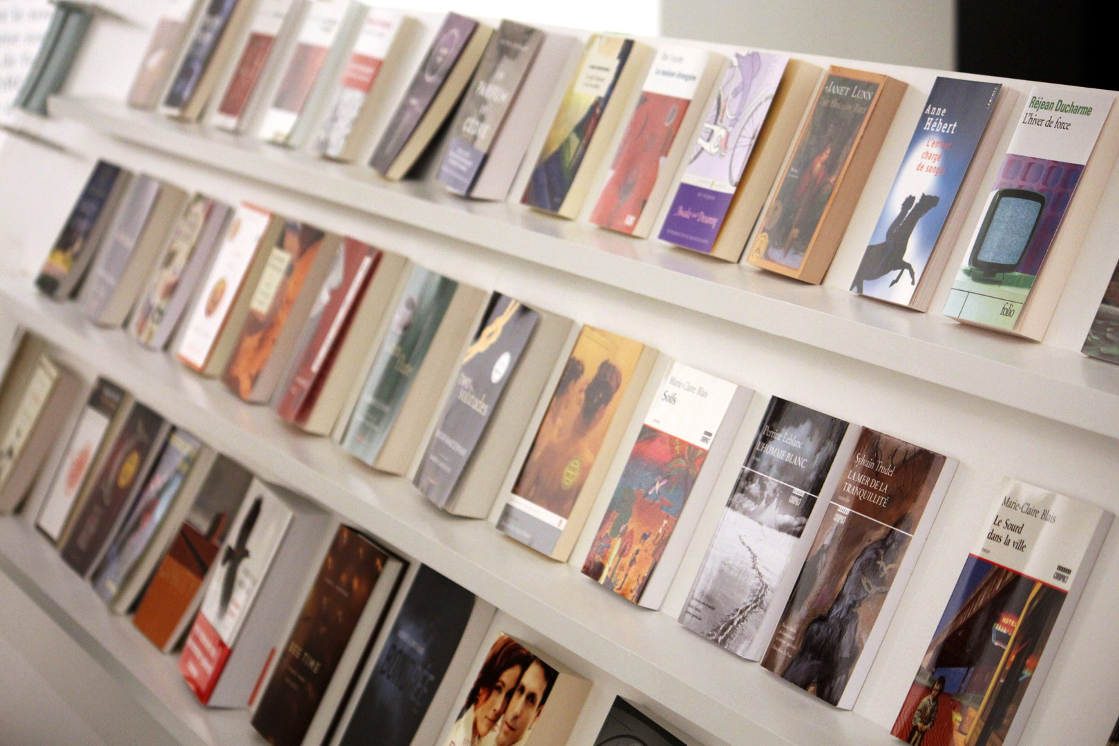 Livres GG recommandés par les gagnants précédents du prix