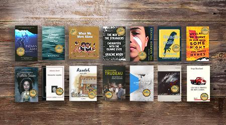 Livres de Prix littéraires du Gouverneur général