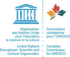 Logo de la Commission canadienne pour l'UNESCO