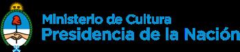 Logo Ministerio de Cultura Presidencia de la Nación