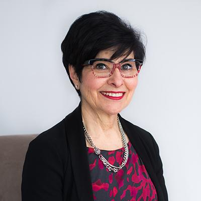 Membre du conseil d'administration - Cheryl Sharfe