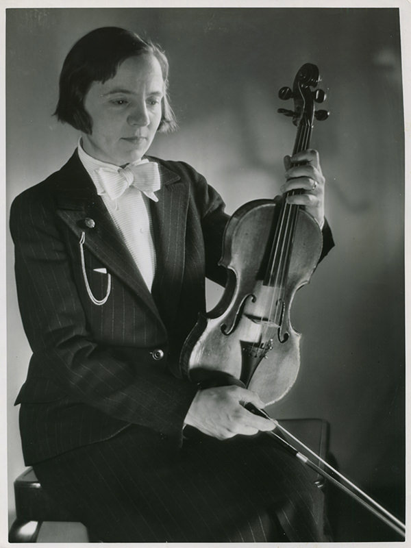 Sonia - Berlin 1936