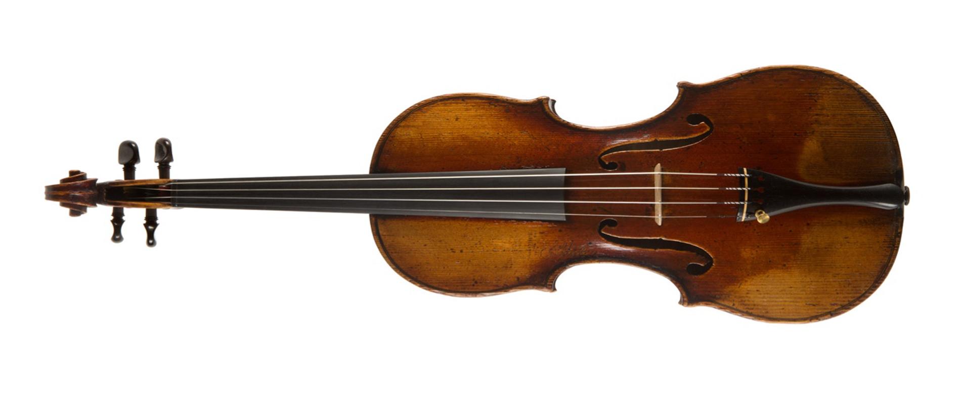 Violin Eckhart-Gramatte Joachim George 1 Chanot c 1830-1850